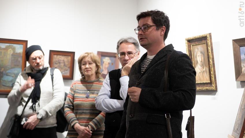 Евгений Жудров:: Олег Иванов (1961-2020). Выставка