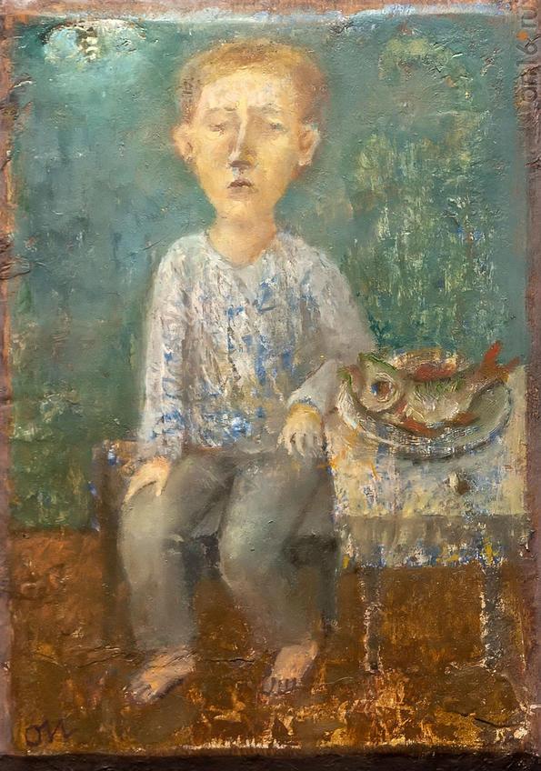 Двое. Олег Иванов:: Олег Иванов (1961-2020). Выставка