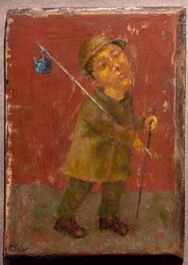 Путешественник. Олег Иванов:: Олег Иванов (1961-2020). Выставка