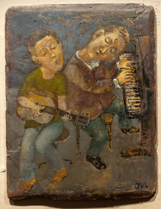 Дуэт. Олег Иванов:: Олег Иванов (1961-2020). Выставка