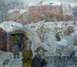 Зима. Олег Иванов
