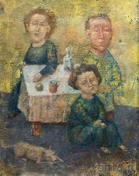 Семья. Олег Иванов