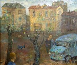 Двор. Олег Иванов