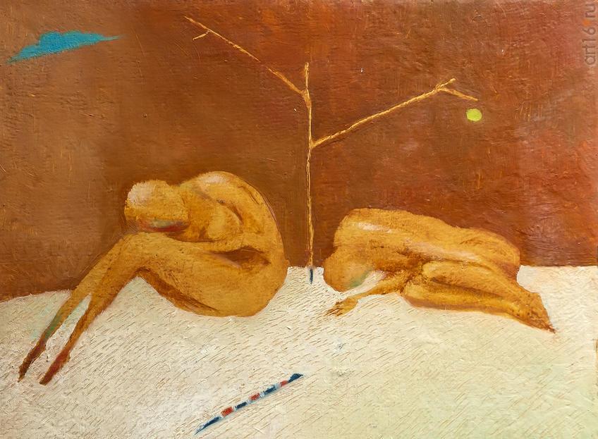 Без названия. Олег Иванов:: Олег Иванов (1961-2020). Выставка