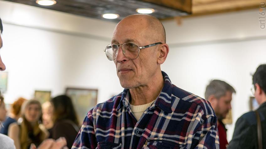 Александр Простов-Покровский:: Олег Иванов (1961-2020). Выставка