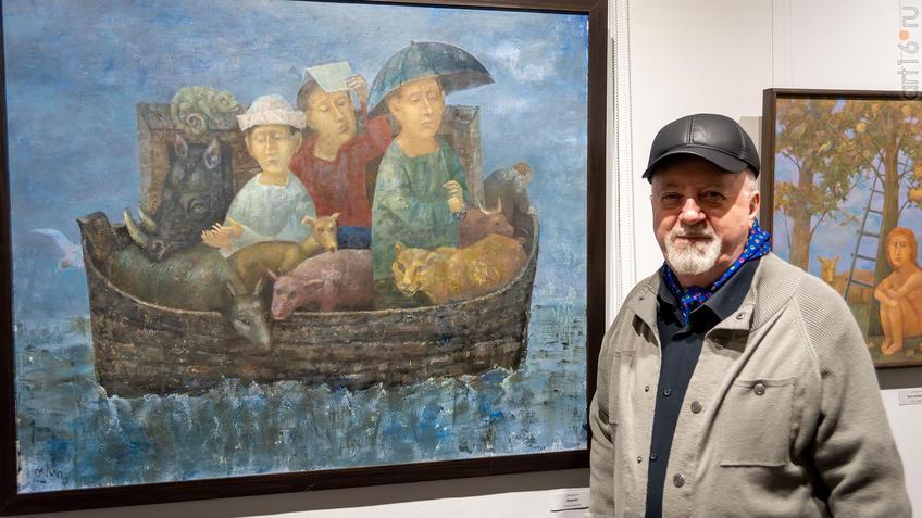 Борис Вайнер:: Олег Иванов (1961-2020). Выставка