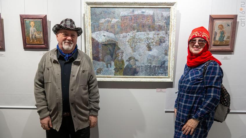 Борис Вайнер, Наиля Ахунова:: Олег Иванов (1961-2020). Выставка