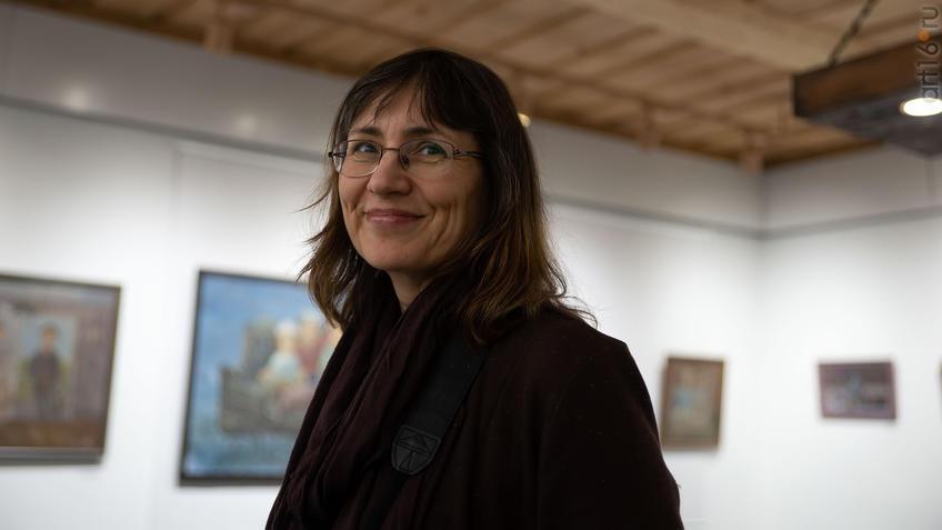 Марина Ахметова:: Олег Иванов (1961-2020). Выставка