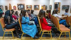 Круглый стол, посвященный творчеству Ахсана Фатхутдинова