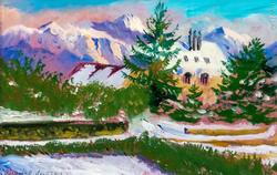 Альберт Галимов. Выставка «Швейцарские часы»