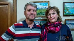 Альберт Галимов, Елена Сунгатова