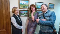 Ляля Сумко, Римма Равилова, Рустам Салихов