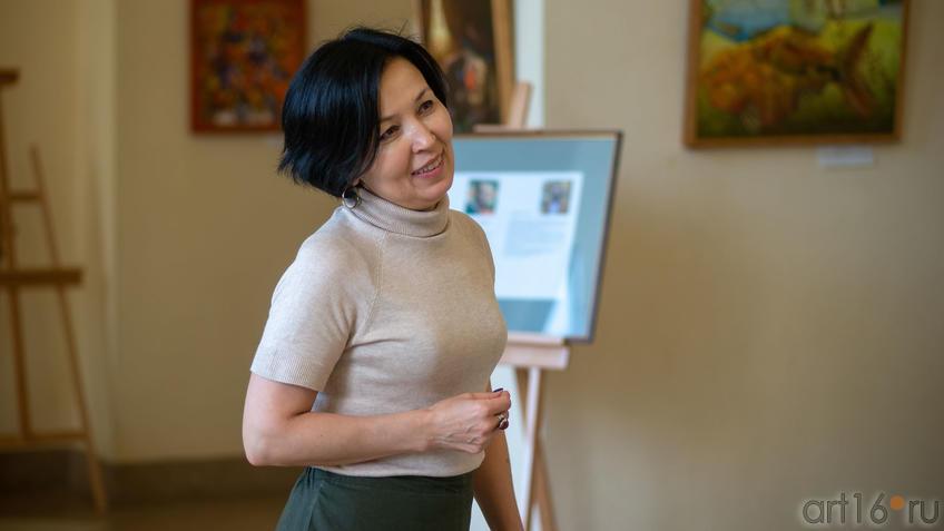 Луиза Фасхутдинова::Руссо и мы. Выставка