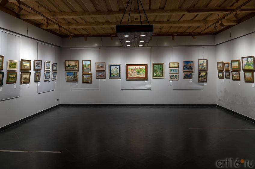 Экспозиция вытавки к 100-летию ТАССР (первый этаж)::Выставка к 100-летию ТАССР