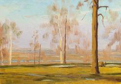 Осень. 1955, Архипов А.П.