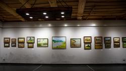 Фрагмент экспозиции  выставки к 100-летию ТАССР (1 этаж)