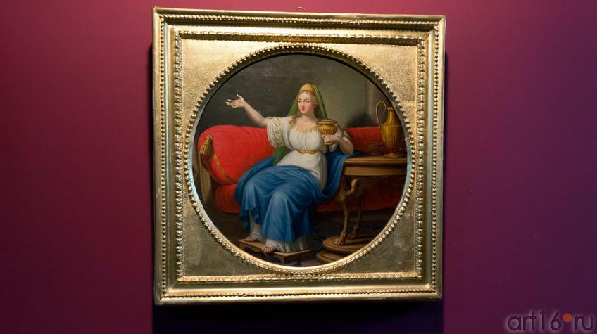 КАУФМАН, Ангелика, круг. Весталка. Английская школа, 1800