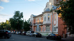 Прогулка по Казани, Б.Красная — К.Маркса (июль 2020)