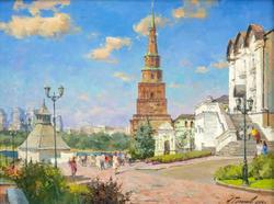 Башня Сююмбике. Казанский Кремль. 2019. Азат Галимов