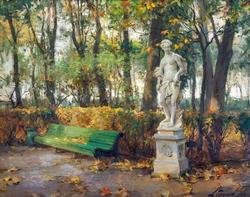 По волнам моей памяти. Летний сад. «Аврора». 2014. Азат Галимов