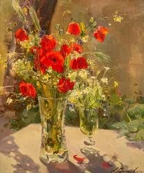 Цветы полевые. 2013. Азат Галимов