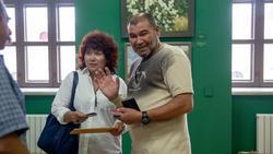 Ирина Кочергна, Тахир Ташев