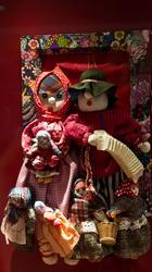 Традиционная кукла. Александра Абель