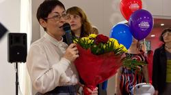 Фарида Батырова. Открытие фестиваля-выставки «С Днем рождения, Манеж!»