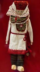 Традиционная кукла. Вера Белоногова