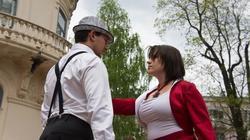День танца в Усадьбе Сандецкого. Казань 2012