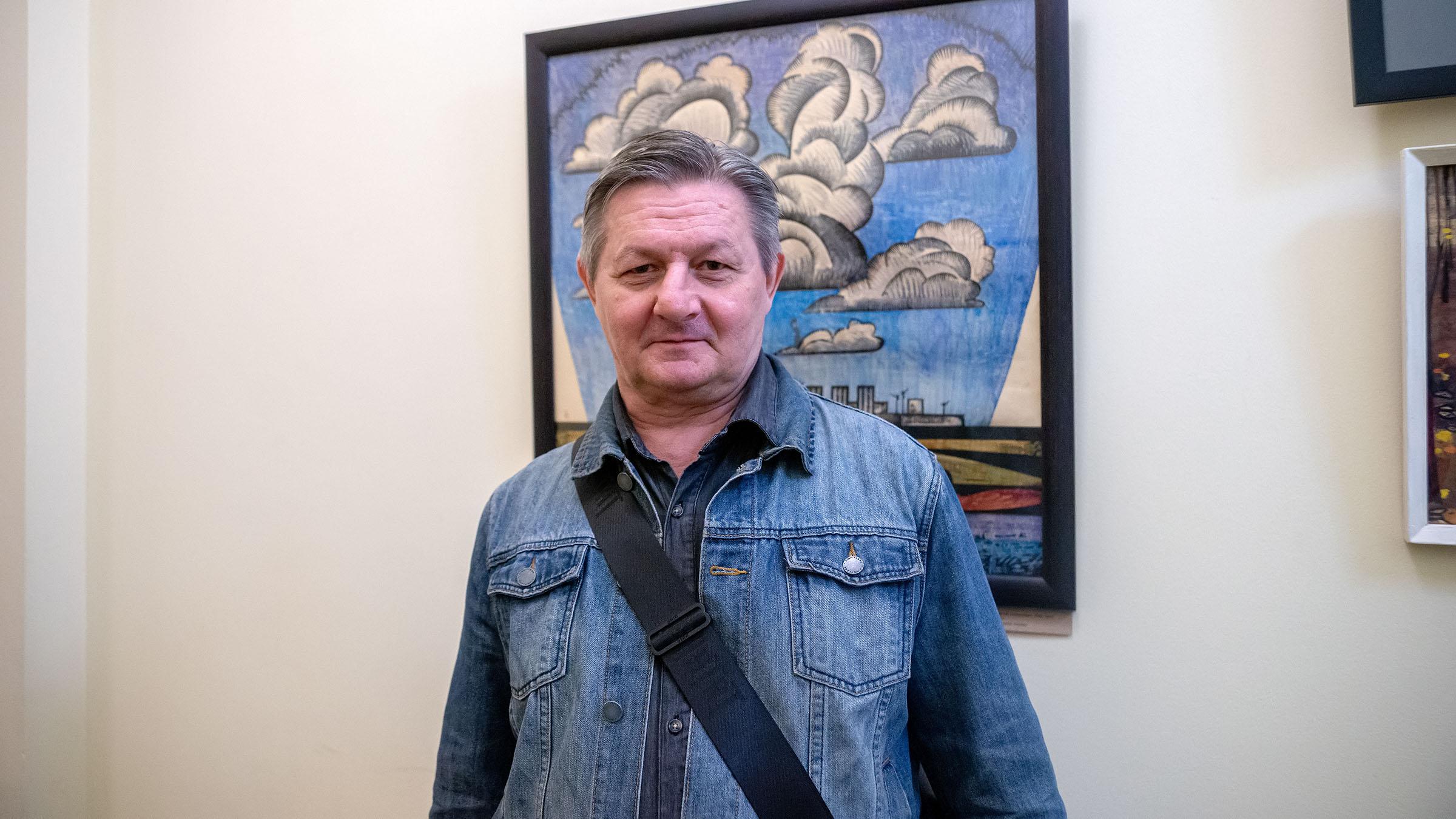 Рустем Салихов::Выставка 6 молодых художников. Взгляд через 50 лет. 1970-2020