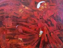 Танец. 1970. Нестеренко Владимир Александрович (1947)