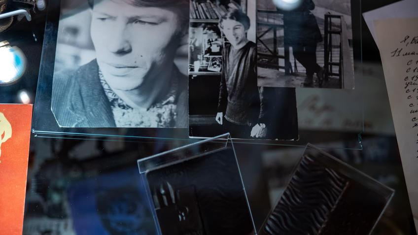 Из фотоархива . Башмаков И.Н.::Выставка 6 молодых художников. Взгляд через 50 лет. 1970-2020