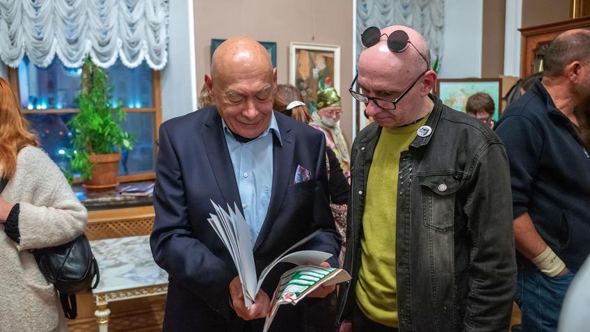 Надир Усманович Альмеев::Выставка 6 молодых художников. Взгляд через 50 лет. 1970-2020