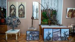 Фрагмент экспозиции. Башмаков Игорь Николаевич (1943-2012)
