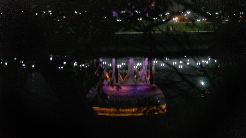Котел. Отражения в Казанке, Казань::Ночная прогулка по Казани