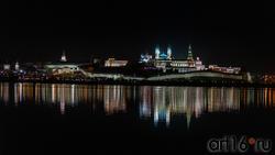 Казанский Кремль. Отражения