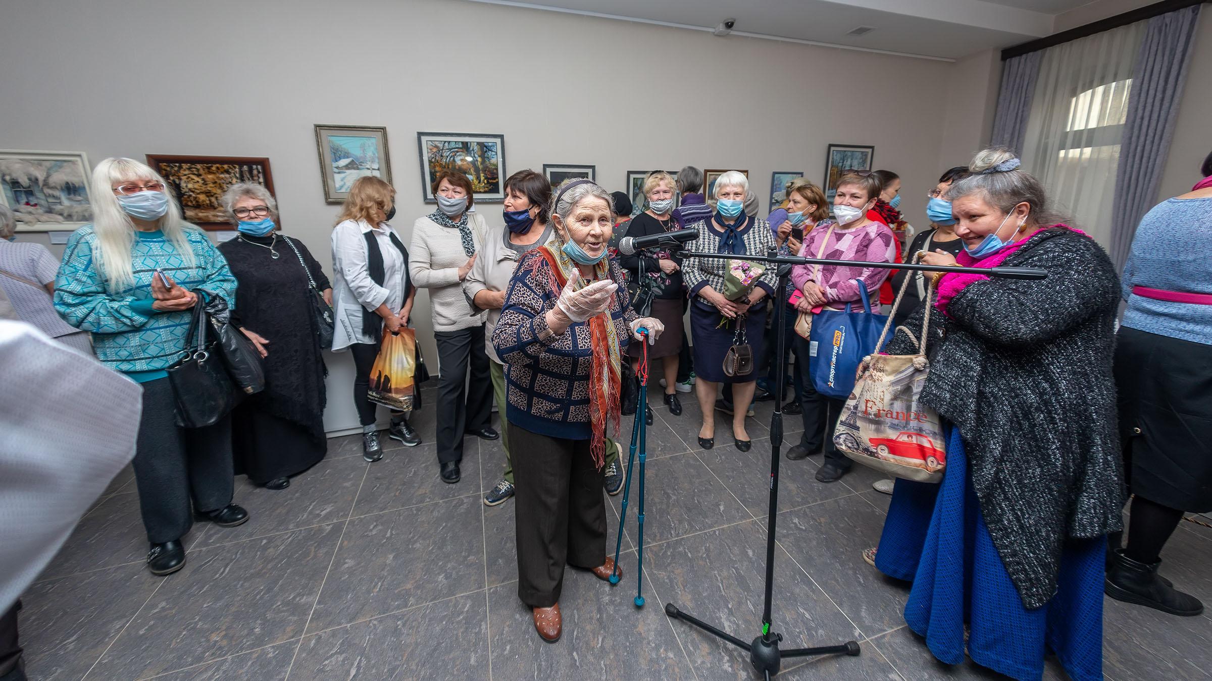 Открытие выставки Елены Шмелевой «Мечты, сплетенные в судьбу»::Елена Шмелева «Мечты, сплетенные в судьбу»