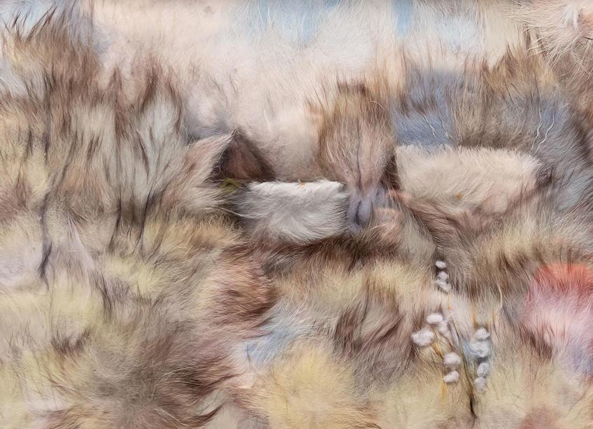 Весна на пасеке. 2001. Елена Шмелёва::Елена Шмелева «Мечты, сплетенные в судьбу»