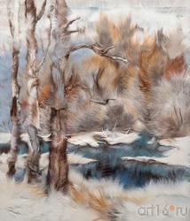 Солёное озеро. 1999. Елена Шмелёва