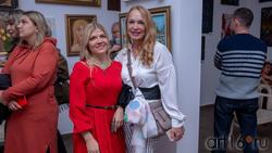 Полина Илюшкина, Елена Острая
