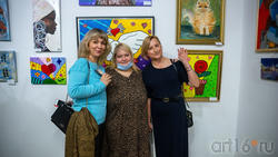 Елена Нурисламова, Гульнара Шакирова, Анна Пурелиани
