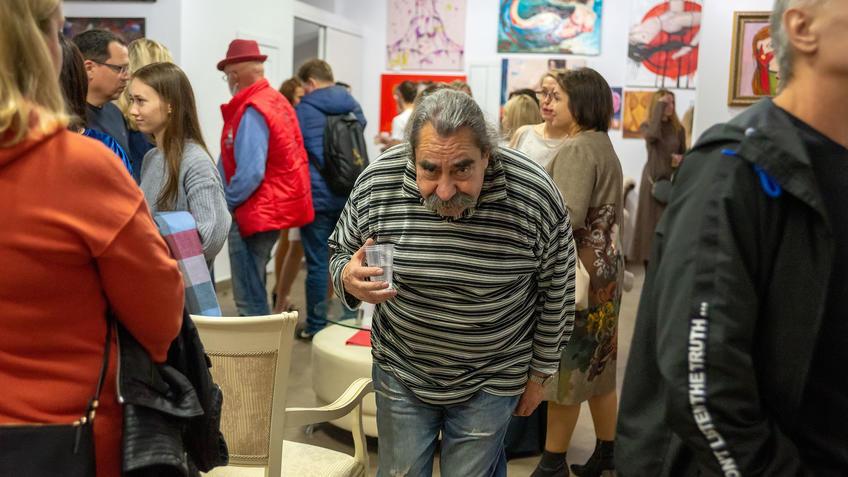 Виктор Тимофеев::Выставка «АРТ Интерьер»