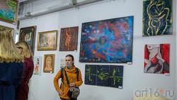 В экспозиции выставки «АРТ ИНТЕРЬЕР»