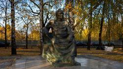 Казань. Октябрь 2020