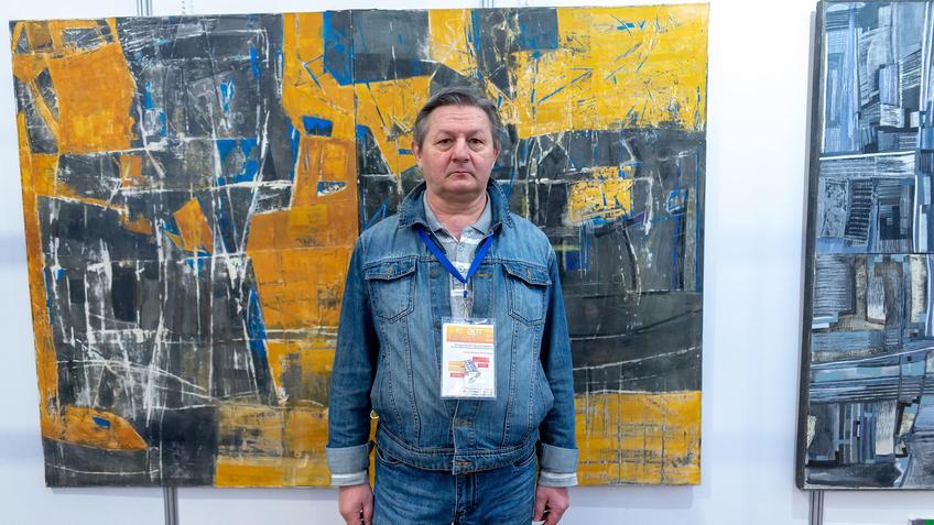 Рустем Салихов, АРТ - Галерея, Казань 2020::Арт-галерея, октябрь 2020
