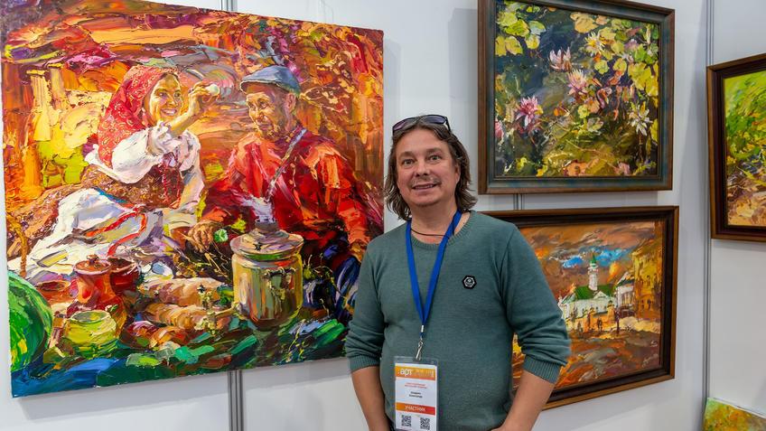 Александр Шадрин, Казань 2020, АРТ - Галерея::Арт-галерея, октябрь 2020