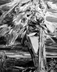 Чемень. 1985. Агеев В.И. 1932, Народный художник Чувашии