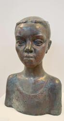 Портрет Кати. 2007. Немцев И.Д. 1949