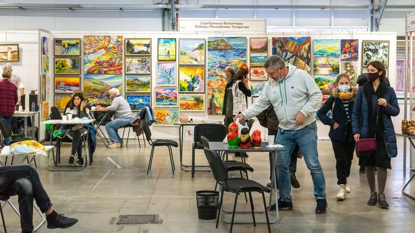 АРТ - Галерея, Казань 2020::Арт-галерея, октябрь 2020